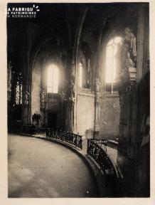Intérieur Eglise (non identifié) - 23A