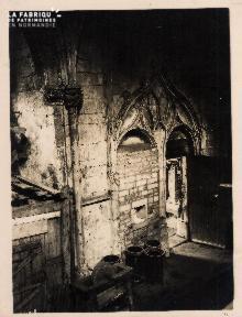 Mur avec Tonneaux (non identifié) - 14A