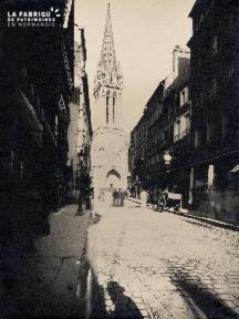 Vue sur Eglise St Pierre - 26A