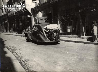 17 juin 1940 voiture de réfugiés