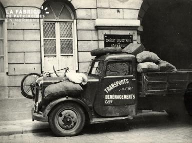 6 jullet 1940 le C.I.N. rapatrie ses documents