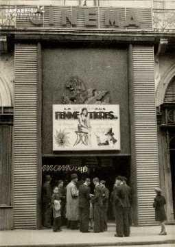 Cinéma, La femme aux tigres, film à l'affiche