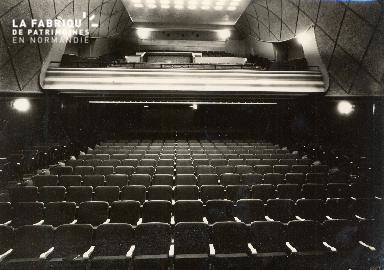 Cinéma, la salle 03