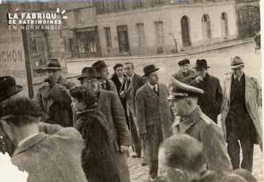 Procès Louis Degrelle à Caen avril 1941 2
