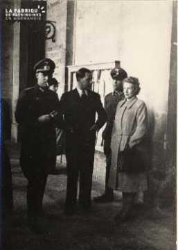 Procès Louis Degrelle à Caen avril 1941 4
