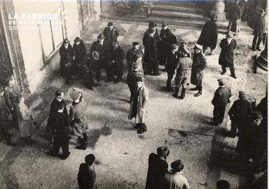 Procès Louis Degrelle à Caen avril 1941 5