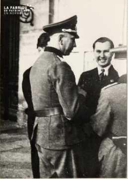 Procès Louis Degrelle à Caen avril 1941 6