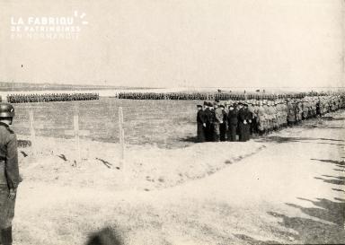 troupe d'occupation au cimetière 021