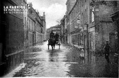 Caen rue St Laurent