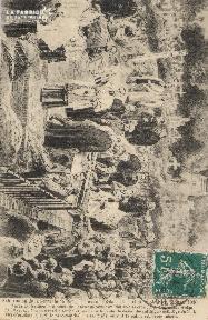 Lisieux- Exhumation de Sainte Thérèse