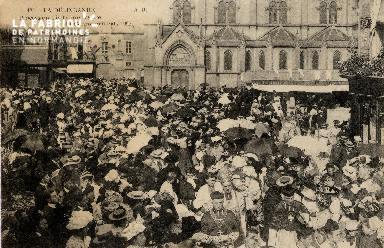 La Délivrande- Procession de l'anniversaire du couronnement 19