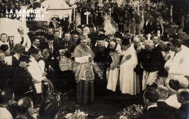 Lisieux  Cérémonie pour Sainte Thérèse 1
