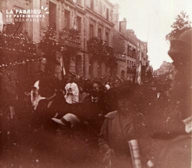 Alençon Fête Ste Thérése 1er juin 1924 2