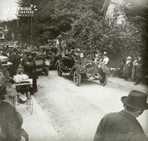 Bagnole, fête des fleurs, 1921 3