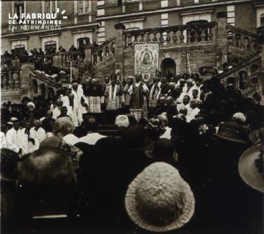 Chapelle de Montligeon 25 mai 1924 3