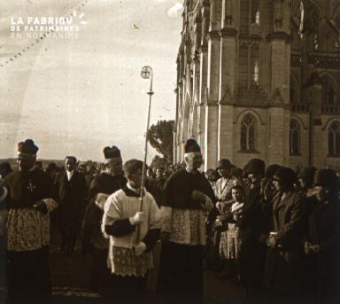 Chapelle de Montligeon 28 aout 1928 1