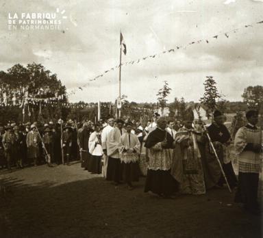 Chapelle de Montligeon 28 aout 1928 2