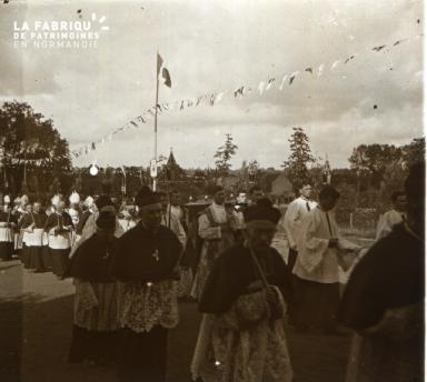 Chapelle de Montligeon 28 aout 1928 4