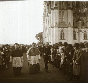 Chapelle de Montligeon 28 aout 1928 6