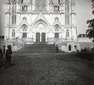 Chapelle de Montligeon basilique