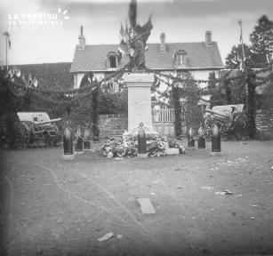 Chapelle-moche, le monument