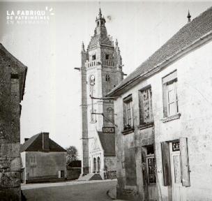 Courgeon Eglise
