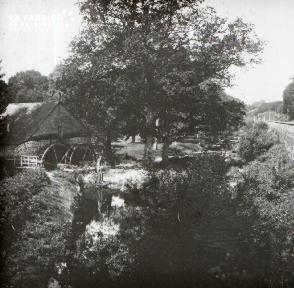 Couterne le Moulin de la Bermondière