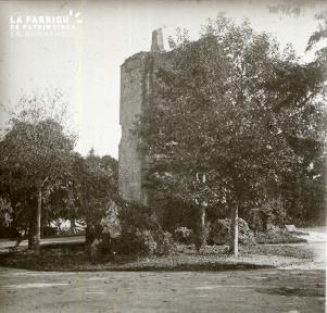 Domfront Ruines du chateau