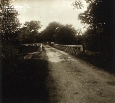 Geneslay Le Pont du Hazay 1927