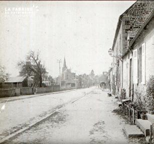 La Chapelle Moch Route de Couterne