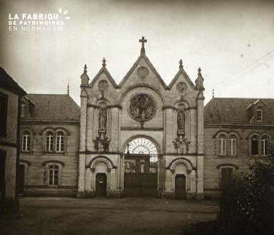 La Trappe Entrée du monastère