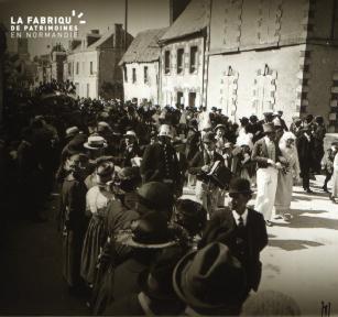 Le Mesle sur Sarthe cavalcade 1922 2