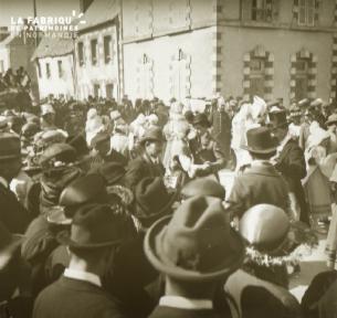 Le Mesle, cavalcade, 1922