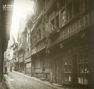 Lisieux, rue aux fèves