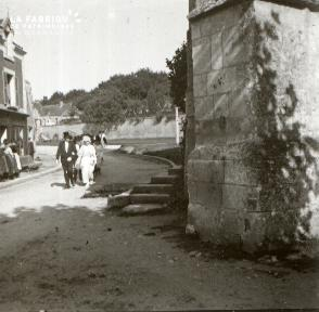 Mariage de Melle de la Maberie 1919