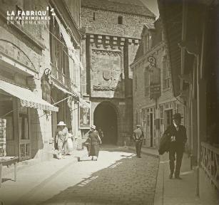 Monts-st-Michel, la Poterne