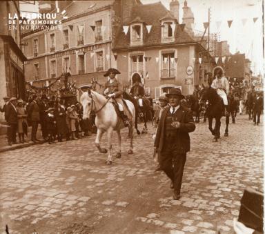 Mortagne cavalcade 1932 1