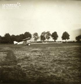 Mortagne, aviation, 1922