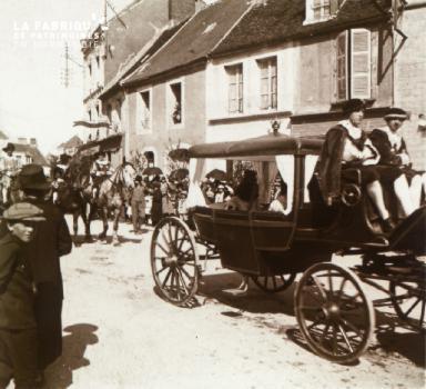 Mortagne, cavalcade, 20 juin 1926