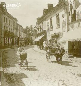 Mortagne, rue ste Croix