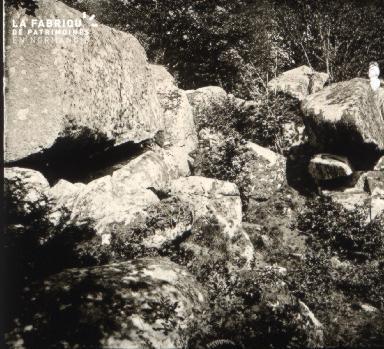 Mortain les rochers
