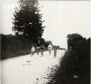 Pervenchères 1915