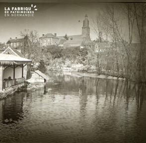 Pont Ecrepin L'Orne 1921