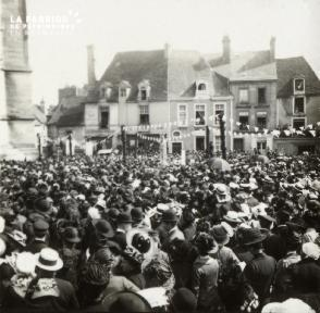 Sées, fête, 1914