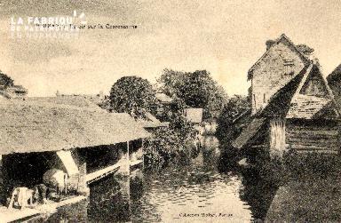 Bernay, Charentonne