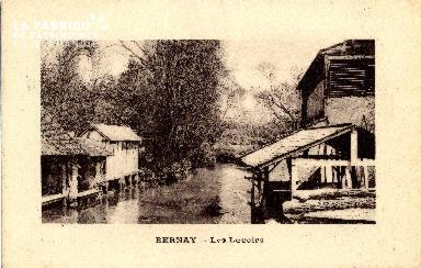 Bernay, lavoirs