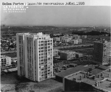 Hérouville Belles Portes 55