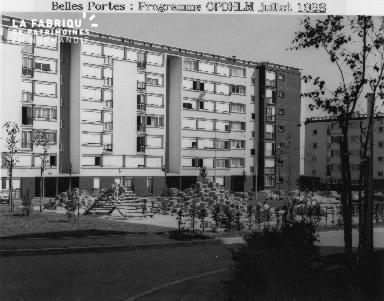 Hérouville Belles Portes 57
