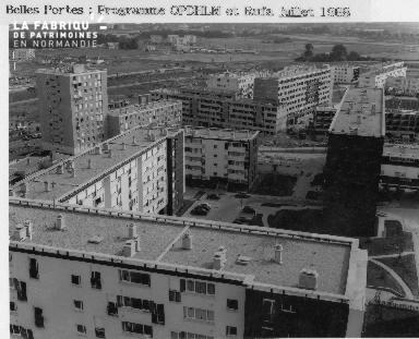 Hérouville Belles Portes 59