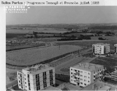 Hérouville Belles Portes 62